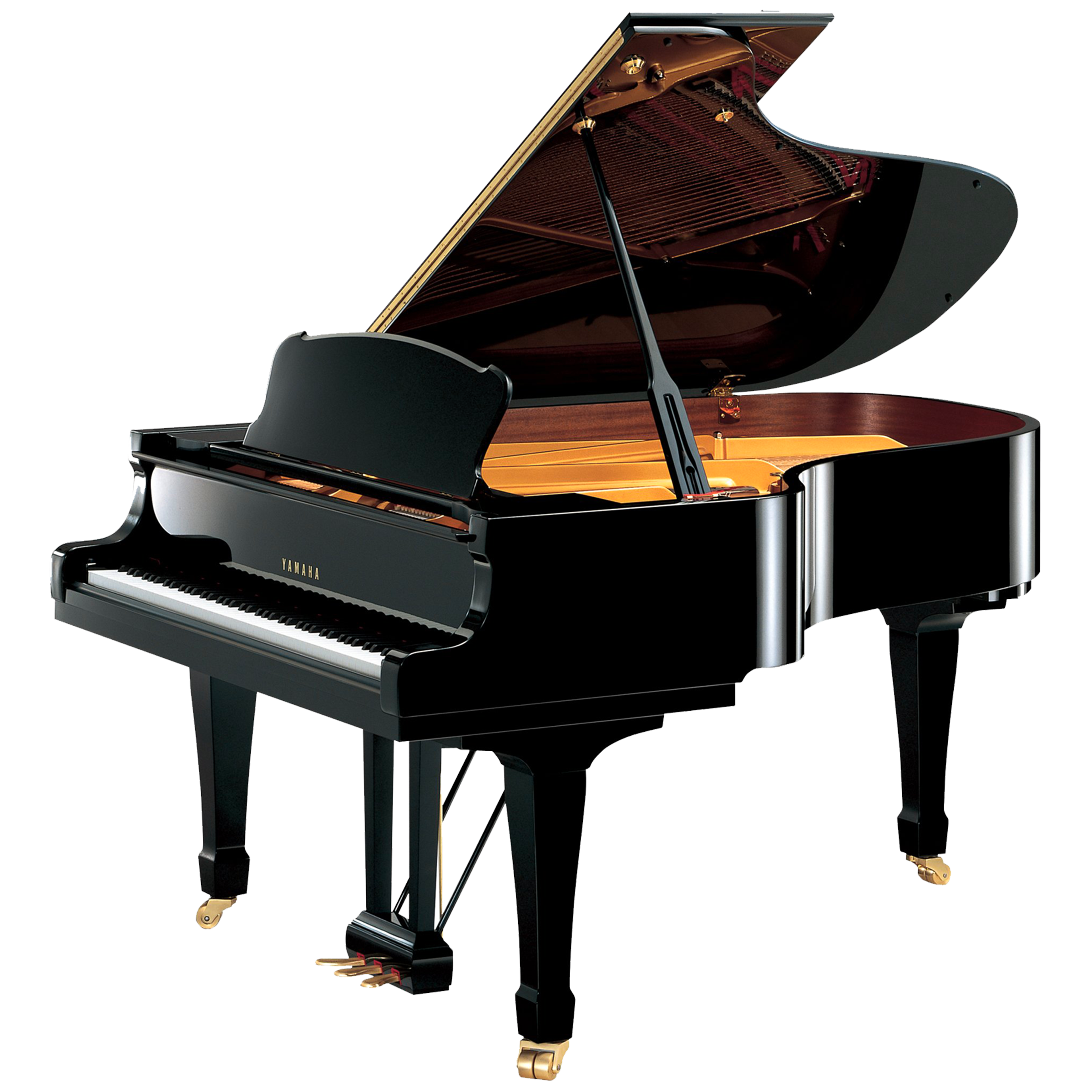 Yamaha Série S - S4 - Piano à queue