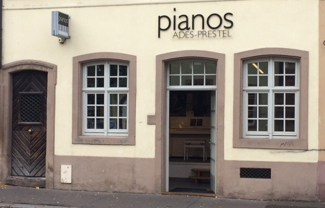 magasin piano Strasbourg
